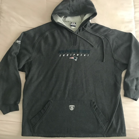 more photos 0562a cfd77 NFL RBK New England Patriots Hoodie